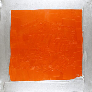 ORANGE WINDOW / 2003